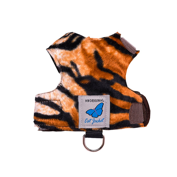Butterfly Cat Jackets - Animal Print & Faux Fur (6 Designs)