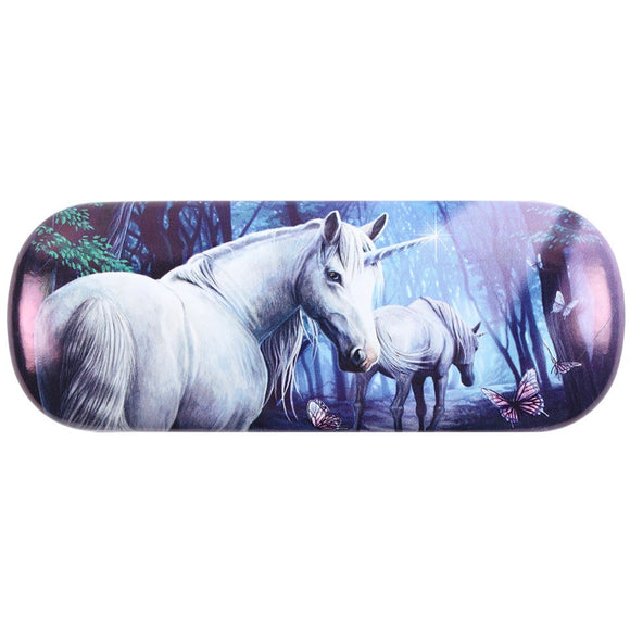 Lisa Parker The Journey Home Unicorn Glasses Case