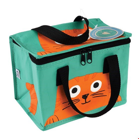 Chester the Cat Insulated Lunch Bag