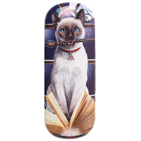 Lisa Parker Hocus Pocus Cat Protective Glasses Case