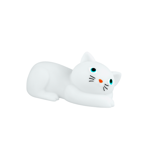 Small Nightlight for Children - Baby Cat