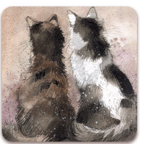 Alex Clark Fridge Magnet - Tilly & Tabby