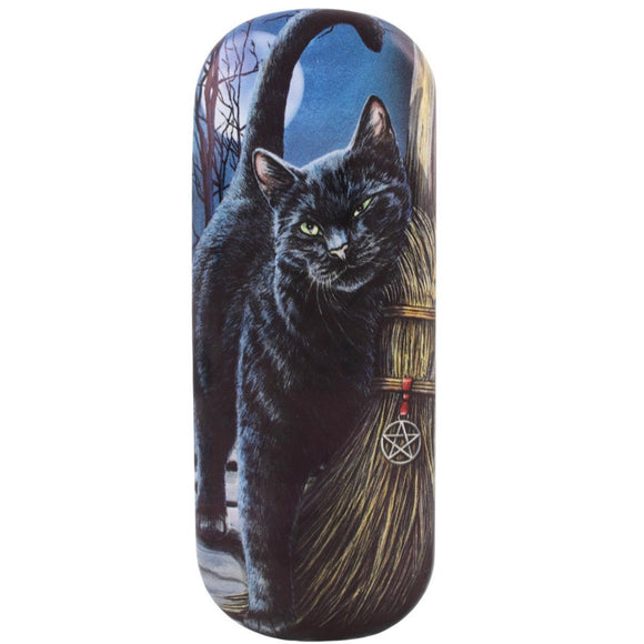 Lisa Parker Brush with Magick Cat Protective Glasses Case