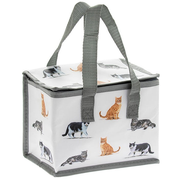 MacNeil Cute Cats Insulated Lunch Bag