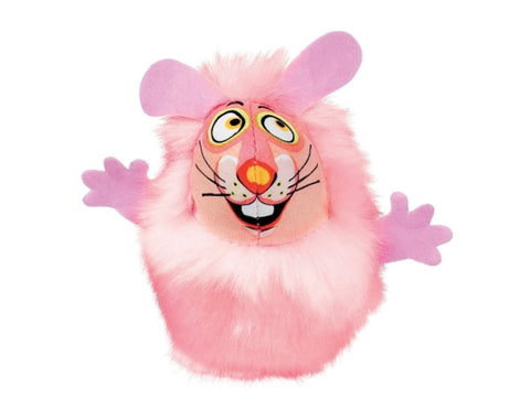 Genuine Fat Cat Classic Fluff Bunnies - Pink or Blue