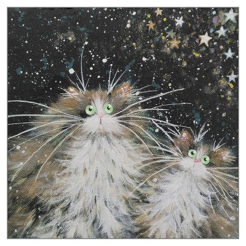 Kim Haskins Stargazing Greetings Card