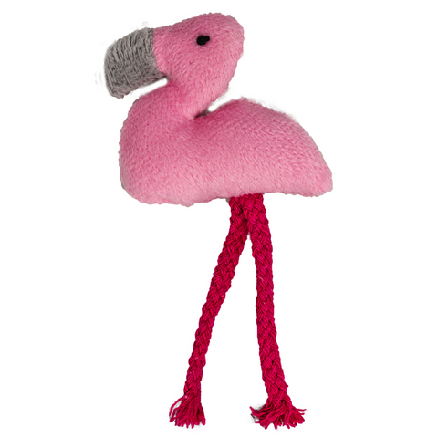 Cat Circus Catnip Cat Toy - Frankie Flamingo