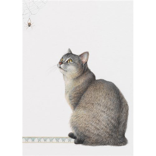 Lesley Anne Ivory Greetings Card - Amulet