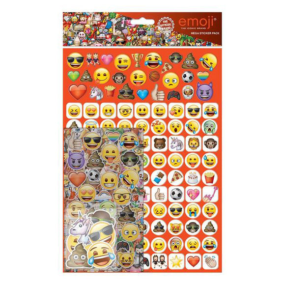 Official Emoji Mega Pack Stickers