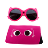 Sunglasses for Children - Hot Pink Kitty Cat
