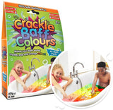 Crackle Baff Colours
