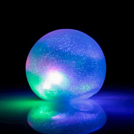 Glitter Squishy Light Ball