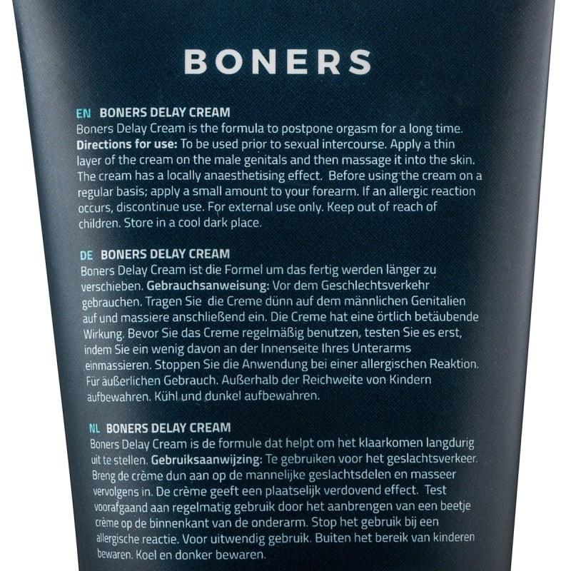 Boners Delay Cream - 100 Ml - 3