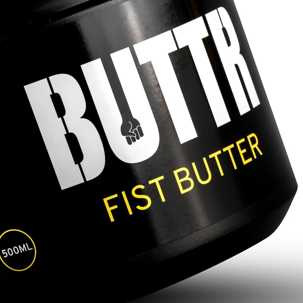 BUTTR BUTTR Fisting Butter - 500 ml 3