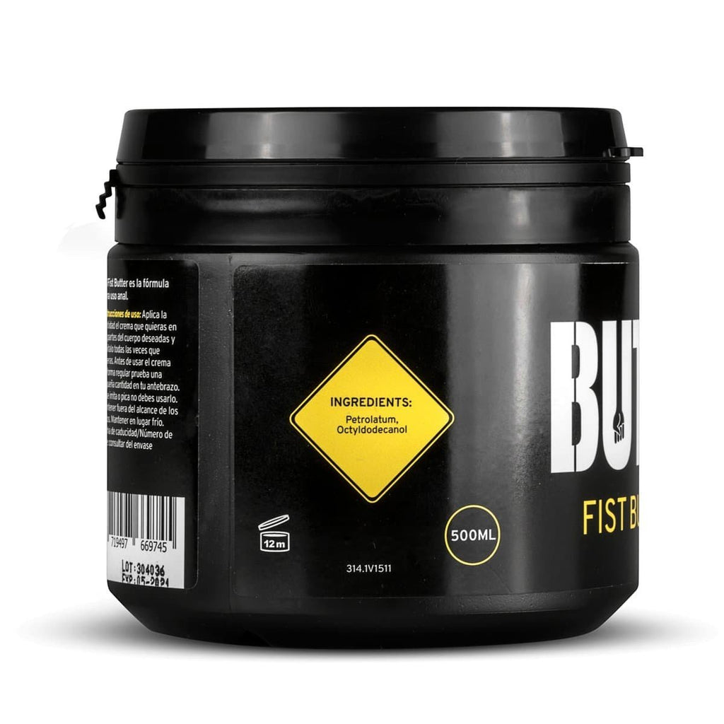 BUTTR BUTTR Fisting Butter - 500 ml 6