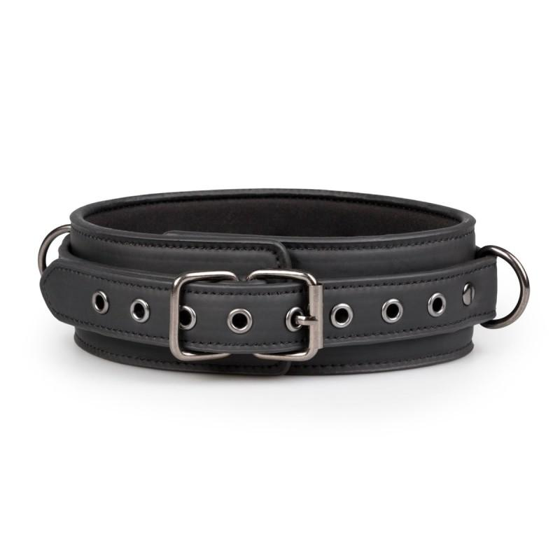 Fetish Collar With Leash - 3