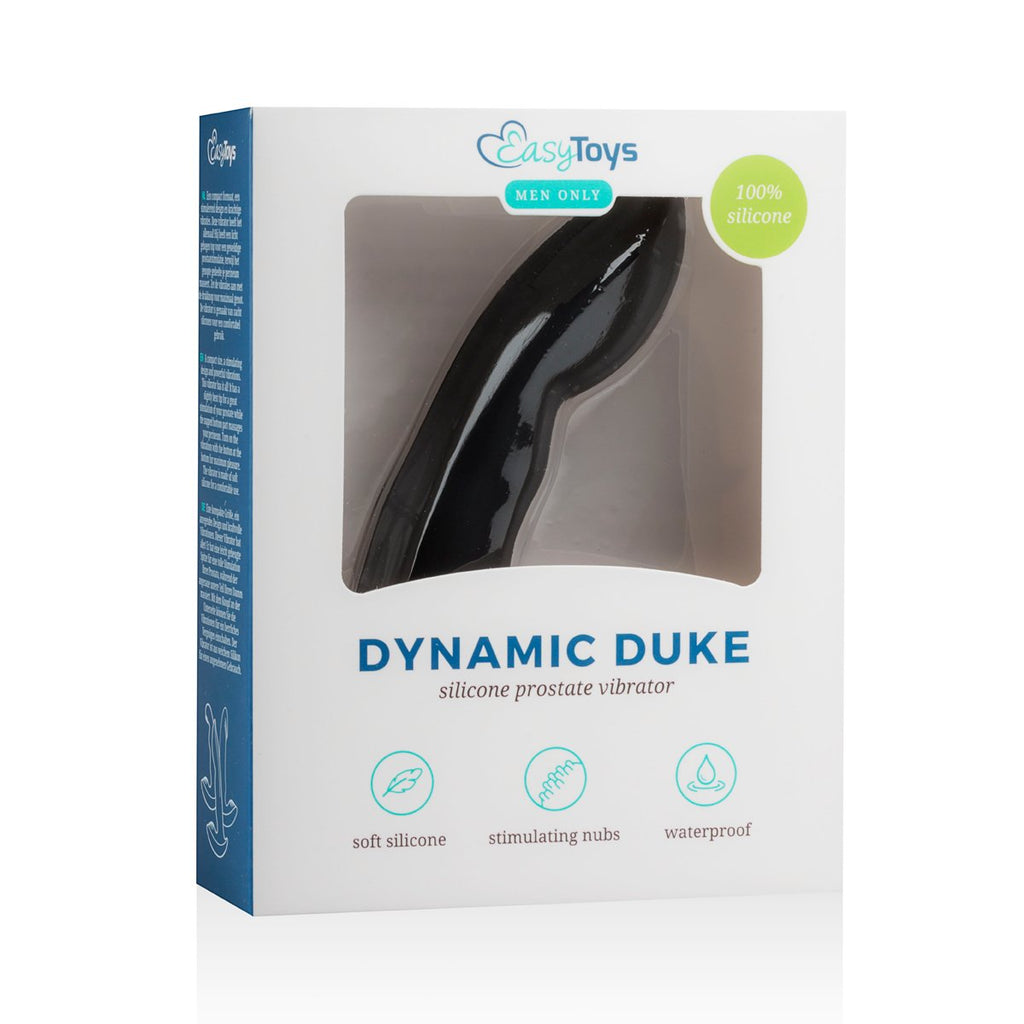Easytoys Men Only Dynamic Duke - Eturauhasvibraattori 3