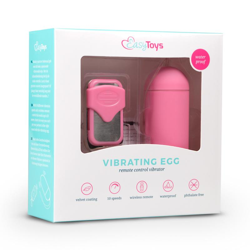 Easytoys Mini Vibe Collection Vibrating Egg 15