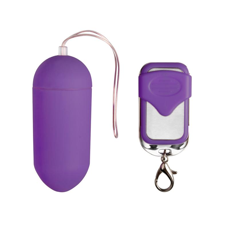 Easytoys Mini Vibe Collection Vibrating Egg Violetti 6
