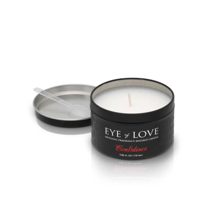 Eye Of Love EOL Massage Candle Male - Confidence 150 ml 1