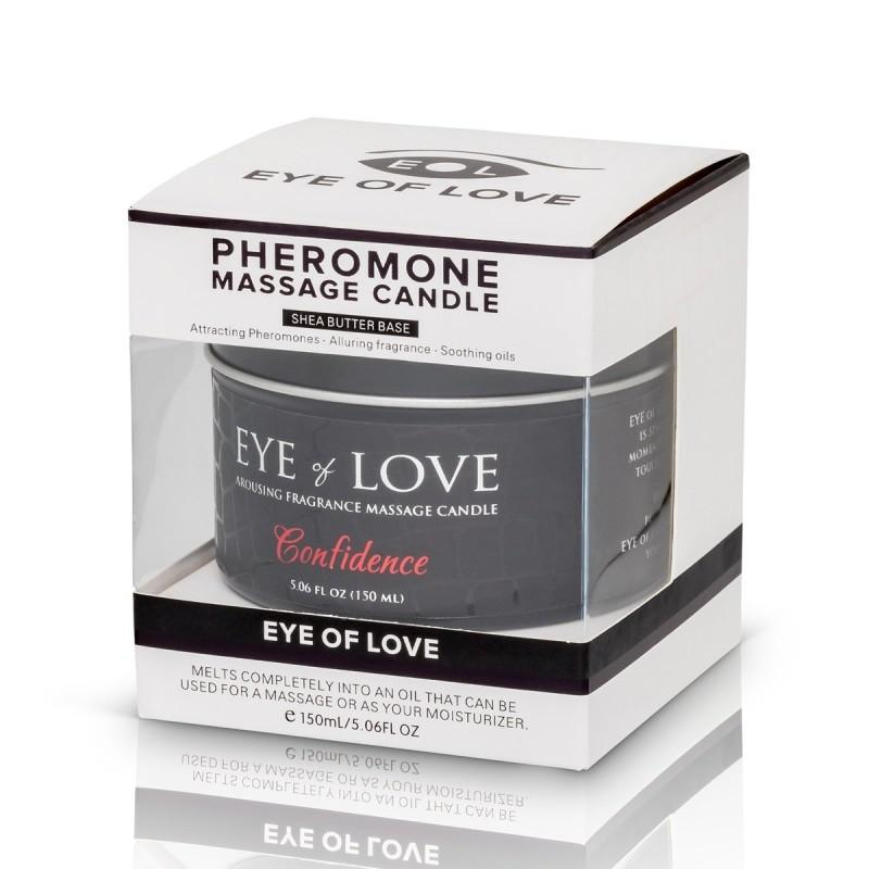 Eye Of Love EOL Massage Candle Male - Confidence 150 ml 3