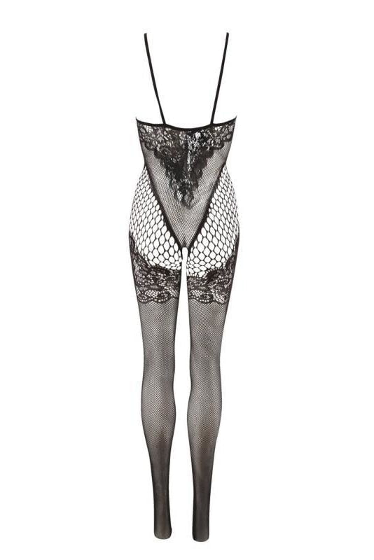 Catsuit Mesh With Open Crotch - 4