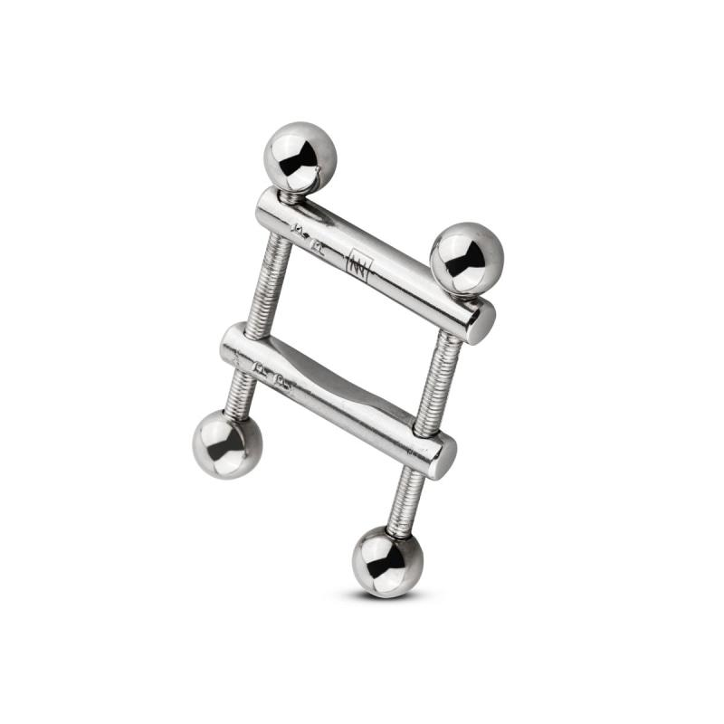 Stainless Steel Nipple Clamp - Hopea