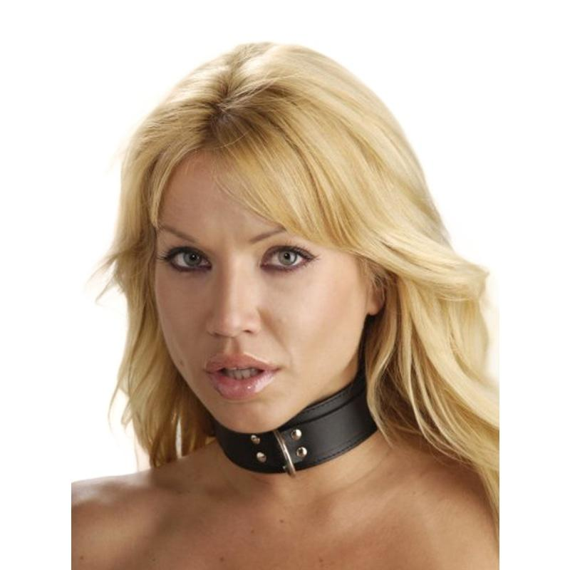 Strict Leather Standard Lined Collar - 3