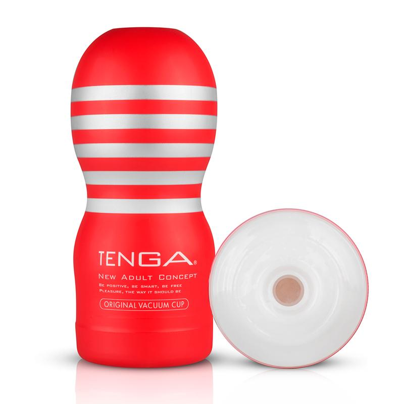 Tenga Tenga Deep Throat Cup - Original 2