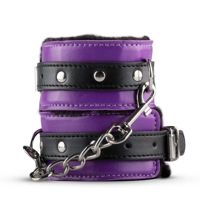 XOXO Hunter Ankle Cuffs Nilkkakahleet - Violetti 2