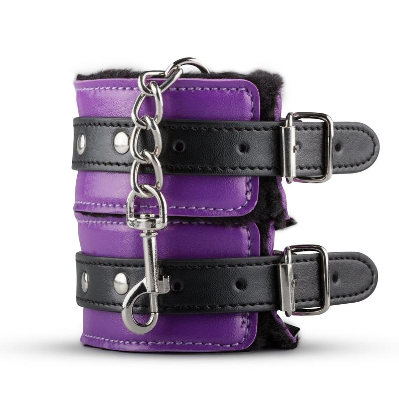 XOXO Hunter Ankle Cuffs Nilkkakahleet - Violetti 1