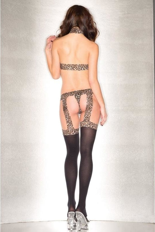 Be Wicked Your Wildest Dreams Bodystocking One Size 2