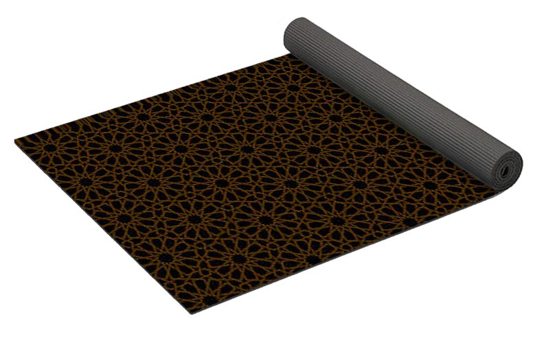 Yoga Belly GK Print - Yoga Mat