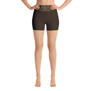 Yoga Belly GK Yoga Shorts