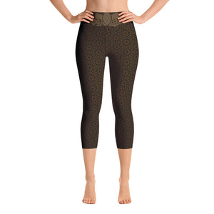 Yoga Belly GK Yoga Capri Leggings