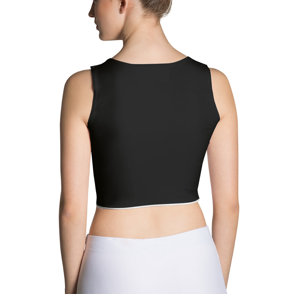Yoga Belly Crop Top