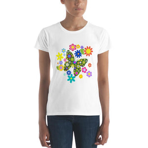My Butterfly Women's short sleeve t-shirt