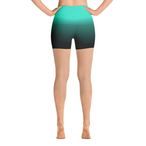 Yoga Belly fade Yoga Shorts