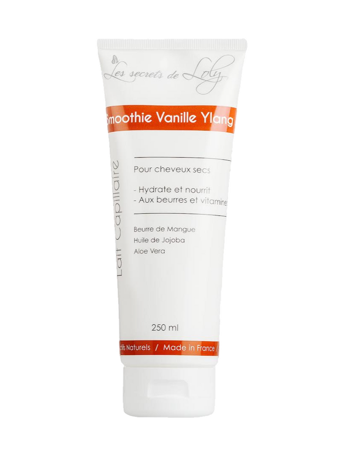 Lait Capillaire Smoothie Vanille Ylang 250 ml
