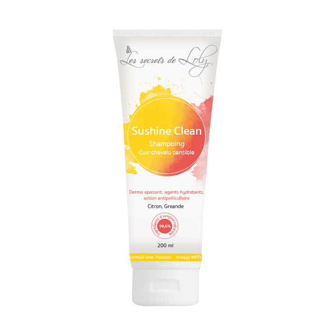 Sunshine Clean - Shampoing - 200 mL