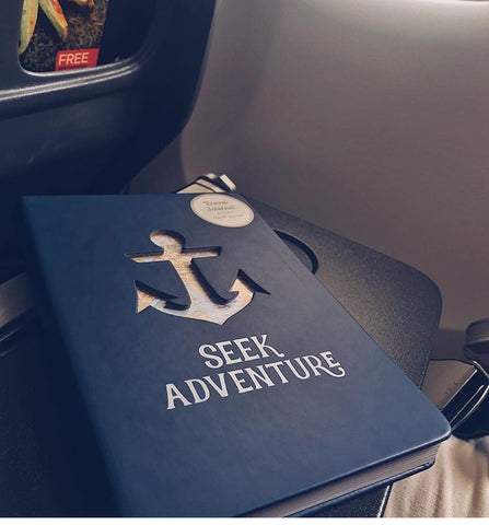 Travel Journal - Anchor