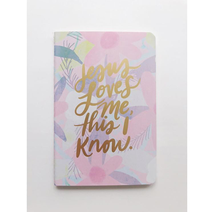 Christian - Pocket Sized Notebooks