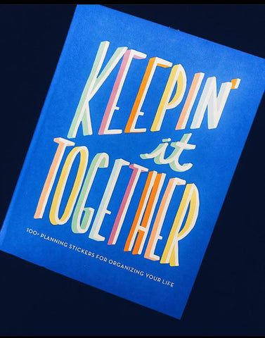 Keeping It Together - Stickers