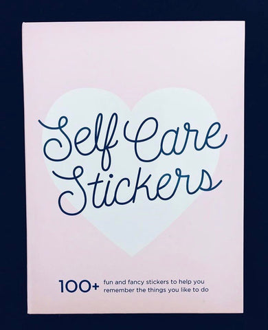 Self Care Stickers