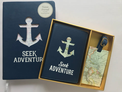 Seek Adventure Travel Set
