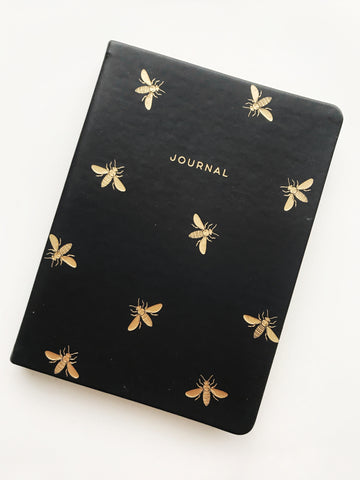 Bee - Mini Journal