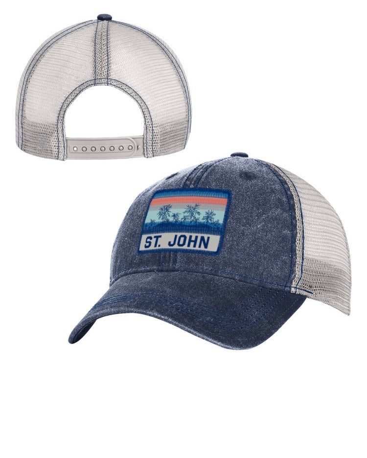 St. John Trucker Hat