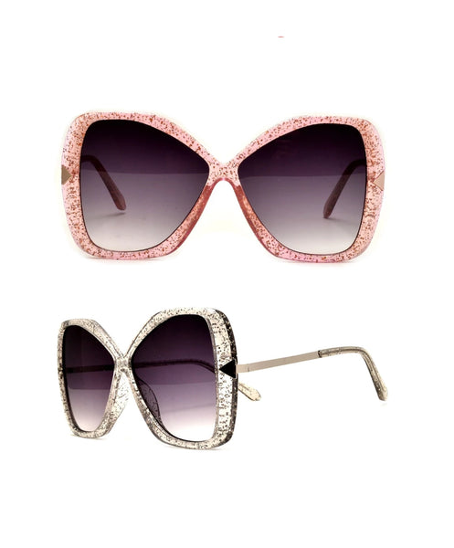 """Amour"" Oversized Sunnies"