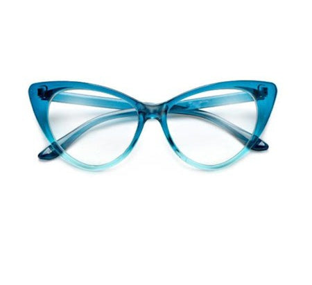 """Lady K"" Cat-eye Fashion Frames"