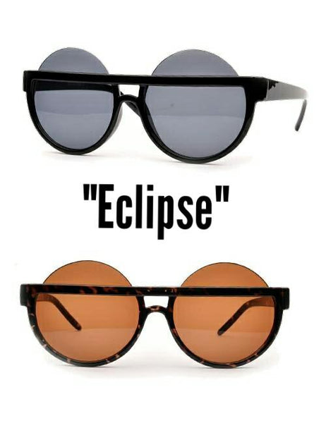"""Eclipse"" sunglasses"